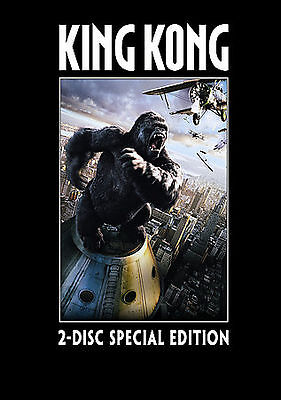 King Kong (Two-Disc Collectors Edition) DVD