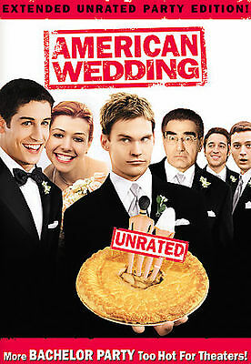 American Wedding - Unrated (Widescreen C DVD