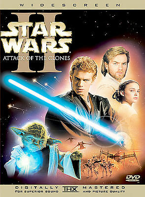 Star Wars: Episode II - Attack of the Cl DVD