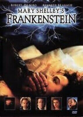 Mary Shelleys Frankenstein DVD