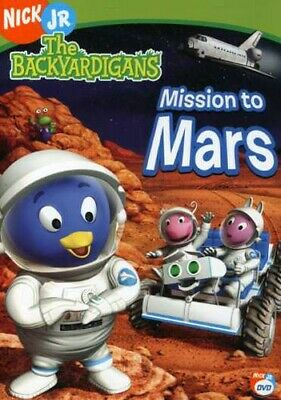 The Backyardigans - Mission to Mars DVD