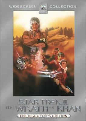 Star Trek II: The Wrath of Khan - The Di DVD