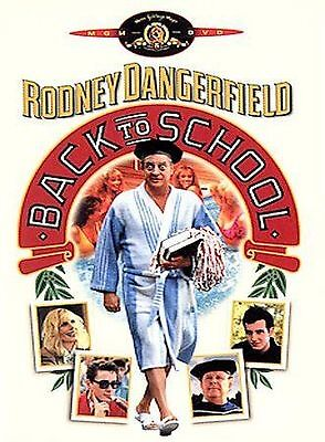 Back To School DVD