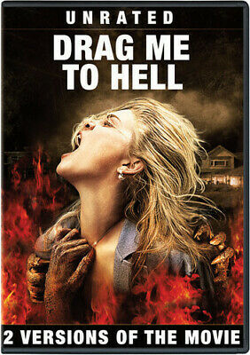 Drag Me to Hell (Unrated Directors Cut) DVD