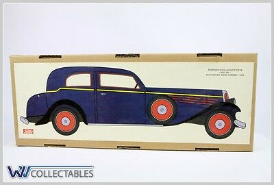 Paya Tin Toy Auto Sedan Gran Turismo 1935 Limited Number New Old Stock