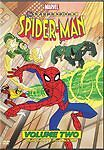 The Spectacular Spider-Man: Volume Two DVD