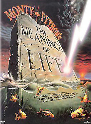 Monty Pythons the Meaning of Life (Two-D DVD