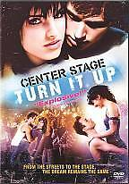 Center Stage: Turn It Up DVD