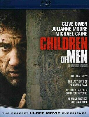 Children Of Men (Ws) DVD