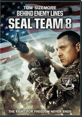 Seal Team 8: Behind Enemy Lines DVD