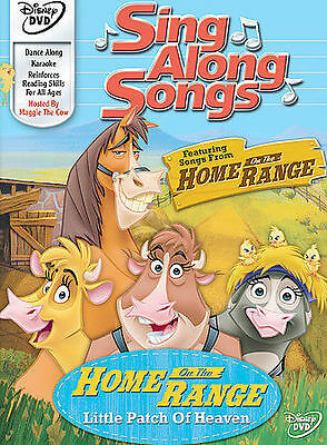 Disneys Sing Along Songs - Home on the R DVD