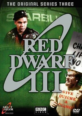 Red Dwarf: Series III DVD