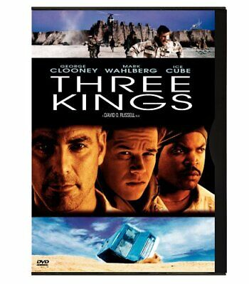 Three Kings (Snap Case Packaging) DVD