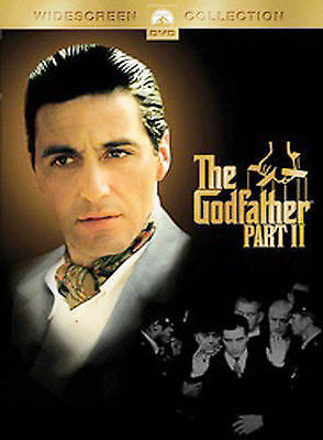 The Godfather, Part II (Two-Disc Widescr DVD