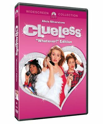 Clueless (Whatever! Edition) DVD
