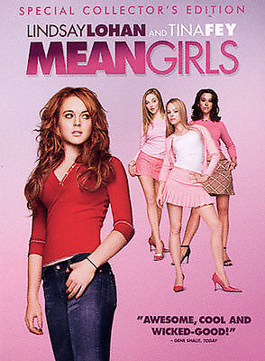 Mean Girls (Full Screen Edition) DVD