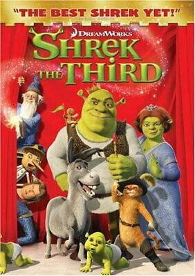 Shrek the Third (Widescreen Edition) DVD