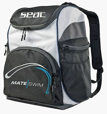 SEAC - 39 Ltr Swim Backpack Rucksack Gear Bag with Wet Dry Compartments RRP £45