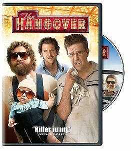 The Hangover (Rated Single-Disc Edition) DVD