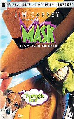 The Mask (New Line Platinum Series) DVD
