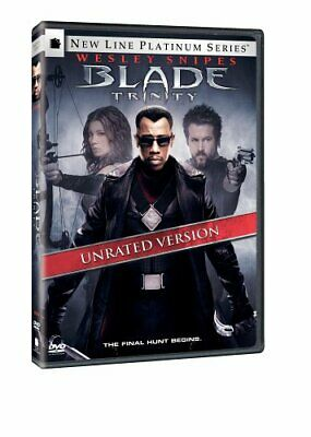Blade Trinity (Unrated Version) DVD