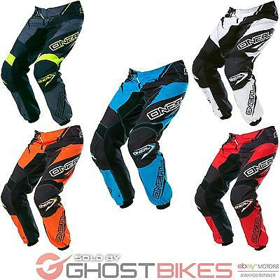 Oneal Element 2017 Racewear Motocross Pants O'Neal Off Road Trousers GhostBikes
