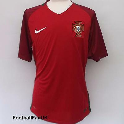 PORTUGAL Nike Home Shirt 2016/17 NEW S,M,L,XL,XXL Camisa Jersey 16/17 Euro 2016