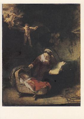 Post Card - Rembrandt / painting (2)