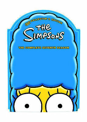 Simpsons: Season 7 DVD 2005