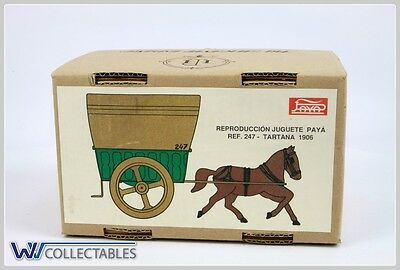 Paya Tin Toy Ref 247 Tartana 1906 Limited Number. New Old Stock