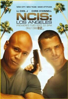 NCIS: Los Angeles - The First Season DVD