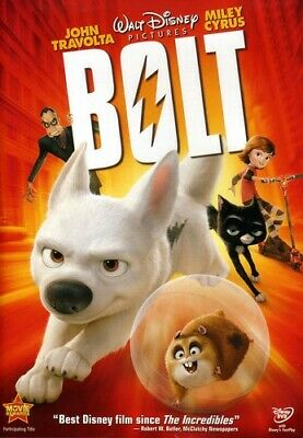 Bolt (Single-Disc Edition) DVD