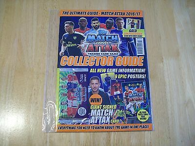 Topps Match Attax Premier League 2016/2017 Trading Card Collector Guide