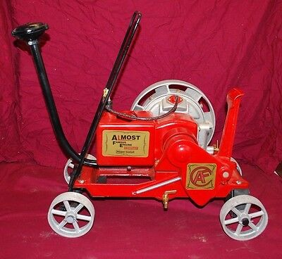 Great Running Hopper Cooled Maytag Almost Famous Gas Engine Motor