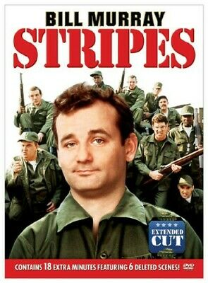 Stripes (Extended Cut) DVD