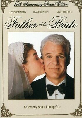 Father of the Bride (15th Anniversary Ed DVD