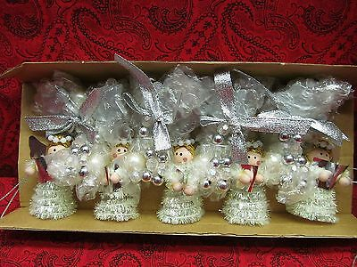 Avon (2000) Gift Collection Angel Garland Mint In Original Box Never Used!