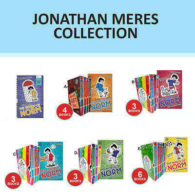 World of Norm Collection By Jonathan Meres ,Require Batteries Gift Wrapped Set