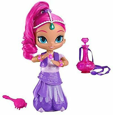 "Fisher-price Shimmer & Shine Wish & Spin Shimmer Doll 12"" New"