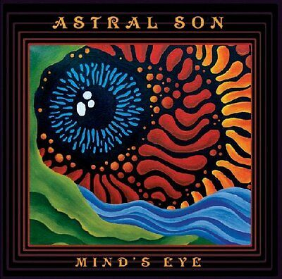 ASTRAL SON - Mind's Eye - LP (colour) Headspin