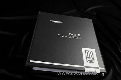 Parts Catalogue Aston Martin Db6