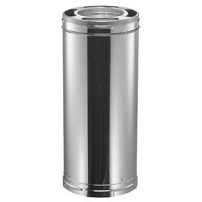 US Stove Duravent Duravent 6 x 36 in. Stainless Class A Triple Wall Chimney Pipe