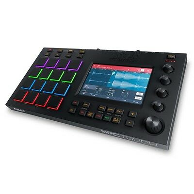 Akai MPC Touch MIDI Studio Live Control Surface Music Production Controller