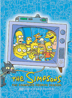 The Simpsons - The Complete Fourth Seaso DVD