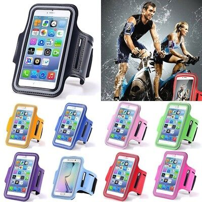 Gym Running Jogging Sports Armband Case Cover Holder Strap For iPhone 7 7 Plus 6