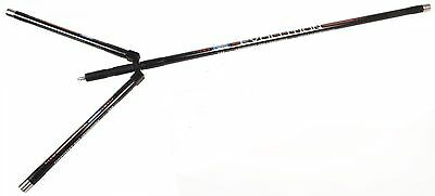 EXE Evolution recurve archery stabilizer / stabilisatie set