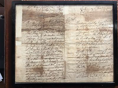 1683 A Copy of Lord Howard's Confession and the Rye-House Plot