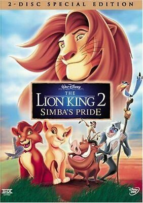 The Lion King 2: Simbas Pride (Two-Disc DVD