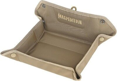 Maxpedition FTVTAN FTV Folding Travel Valet Tan w/Embroidered Logo