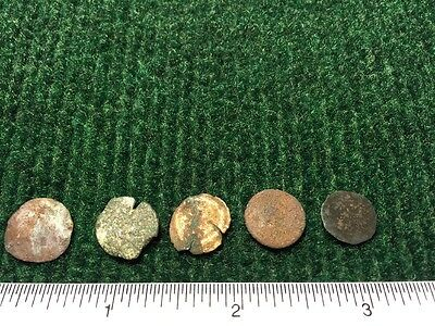 Ancient Coins From Metal Detecting In Europe Item #022
